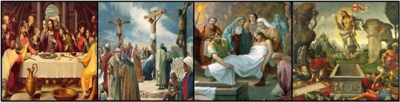 SanBartolomeySE ¿Qué es el Triduo Pascual, y cómo vivirlo? Preparación a la Semana  Santa, lunes 8 de abril a las 20:00h — Parroquia de San Bartolomé y San  Esteban de Sevilla