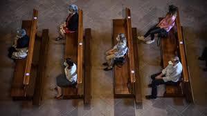 República Dominicana: protocolo de asistencia a Misa en la desescalada -  Vatican News